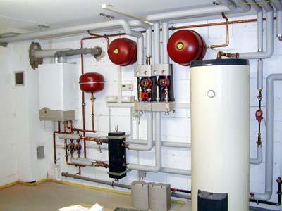 Elektro Fischer - Heizungsanlagen